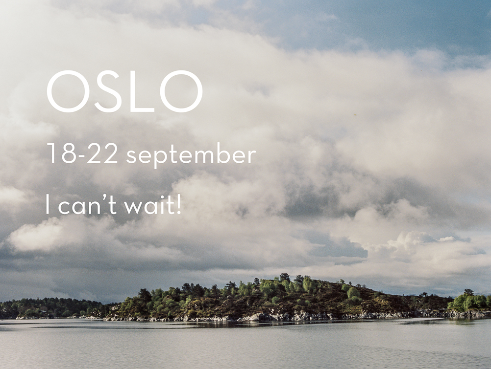 oslo announcement